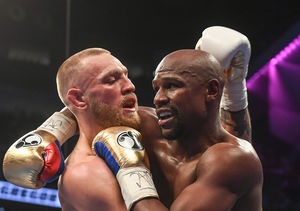 J-ROD & More: Who Made the Scene at Mayweather vs. McGregor?