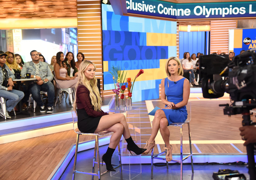 Corinne Olympios Speaks Out on 'Horrible Blackout' in 'Bachelor in Paradise' Scandal
