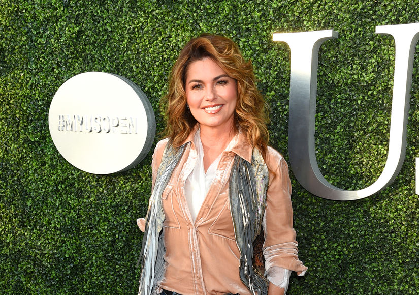 Shania Twain on Potential Collab with Harry Styles and Missed Opportunity with…