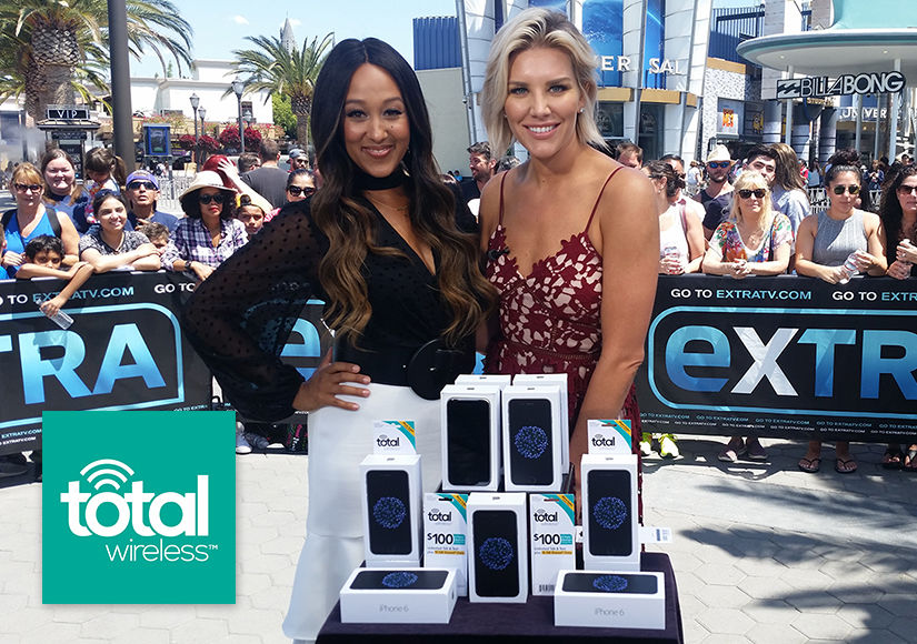 extratv com giveaway tamera mowry s back to school tips plus win a 100 total 7299