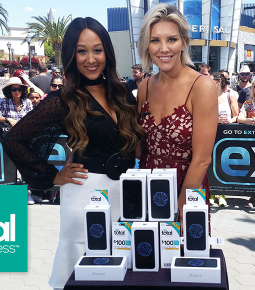 Tamera Mowry's Back-to-School Tips, Plus: Win a $100 Total Wireless Plan and…