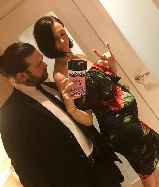 Jack Osbourne & Wife Lisa Expecting Baby #3 – See Her Growing Bump!