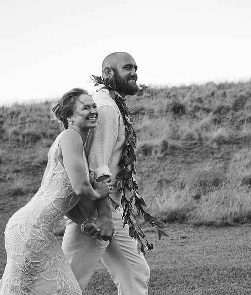 Wedding Pics! Ronda Rousey Marries Travis Browne