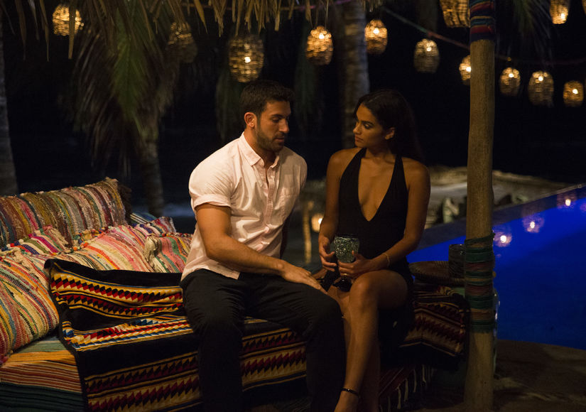 'Bachelor in Paradise' Couple Derek Peth & Taylor Nolan Engaged