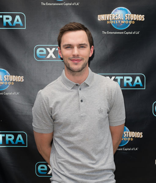 Why Nicholas Hoult Felt 'a Lot of Pressure' Playing 'Catcher in the…