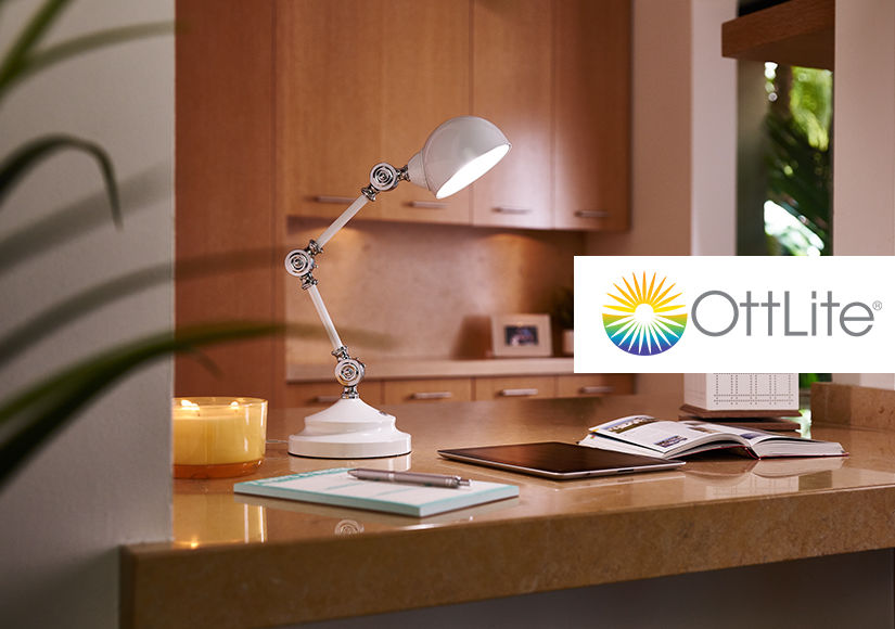 Win It! A Revive LED Desk Lamp from OttLite