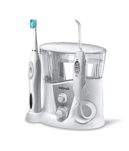 Win It! A Waterpik Water Flosser and Sonic Toothbrush