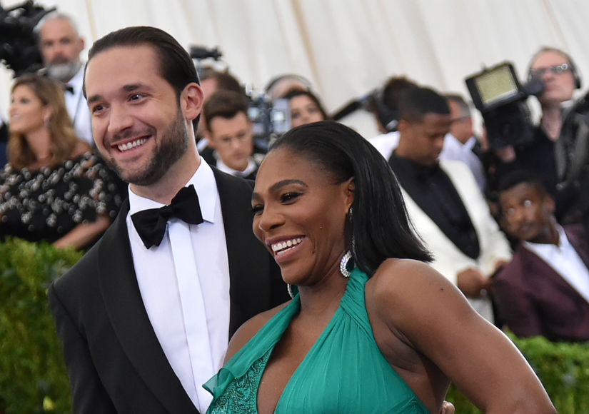 Serena Williams & Alexis Ohanian Welcome Baby Girl