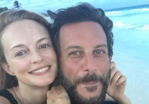 Heather Graham & Tommy Alastra Split