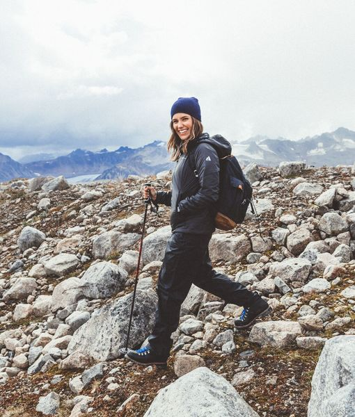 Sophia Bush's Alaskan Girls' Trip with Eddie Bauer