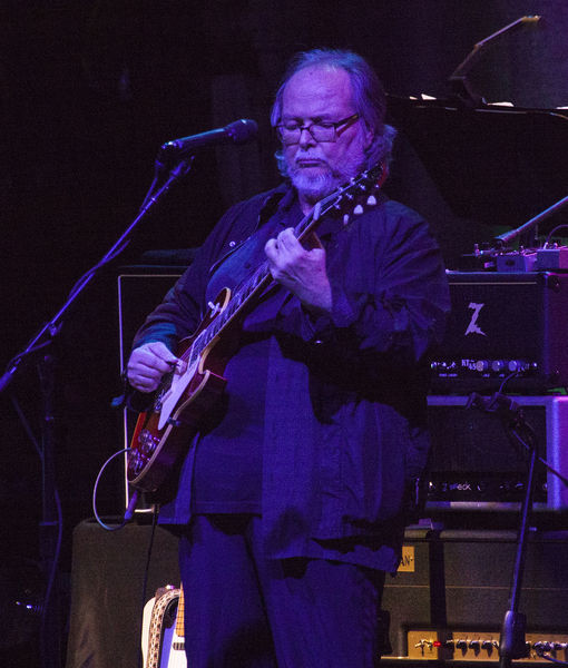 Steely Dan Guitarist Walter Becker Dead at 67