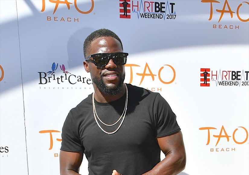 Kevin Hart Opens Up About Raising Funds for Hurricane Harvey Victims