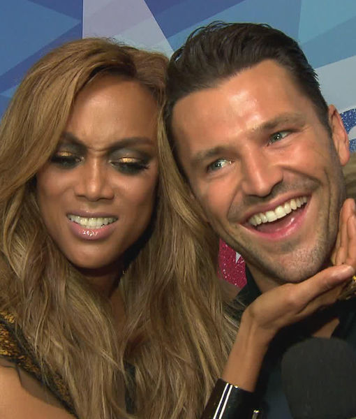 Watch! Mark Wright Gets Loads of Love on 'America's Got Talent' Red Carpet