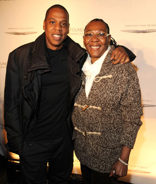 JAY-Z's Mom Reveals the Emotional Moment She Came Out to Her Son