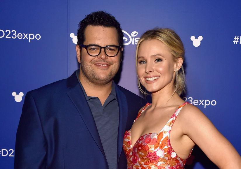 'Frozen's' Josh Gad: Kristen Bell 'Saved My Parents' from Irma