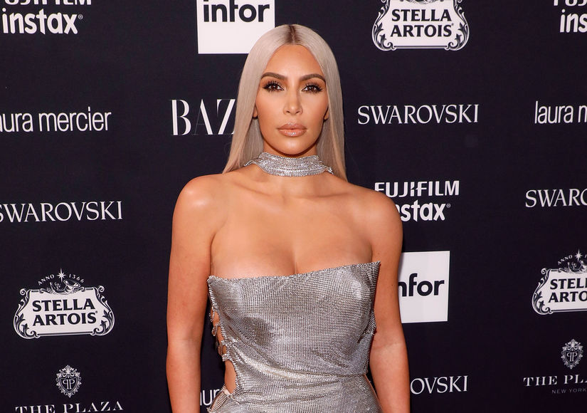 Kim Kardashian on Baby #3: 'We Haven't Confirmed Anything'