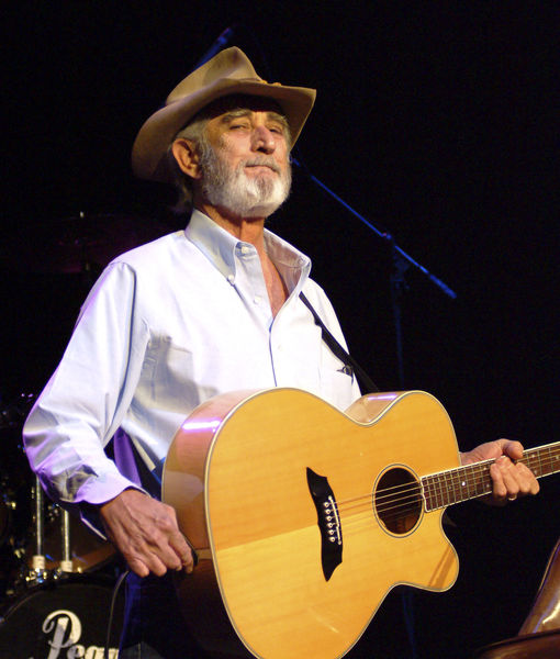 Country star Don Williams, RIP