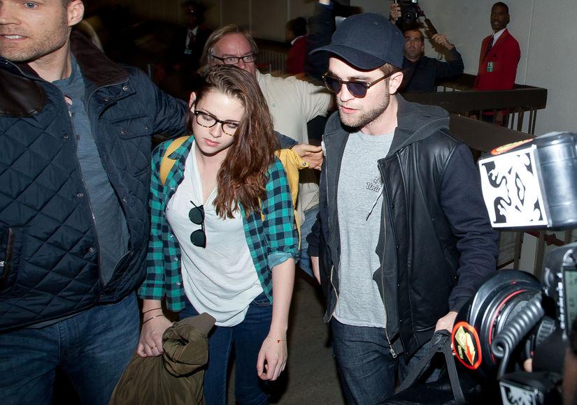 Rumor Bust! Kristen Stewart & Robert Pattinson Are Not Getting Back Together