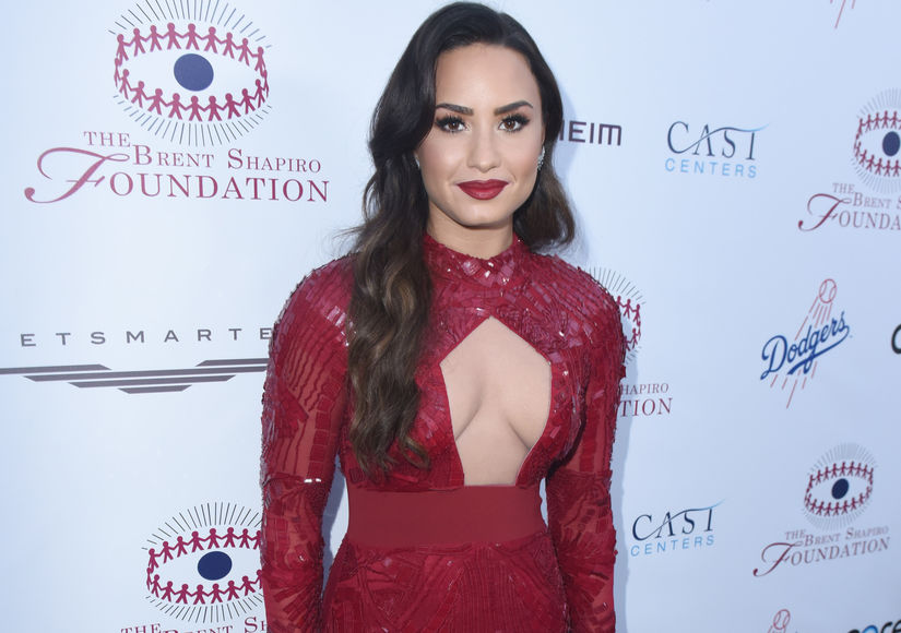 Demi Lovato on Her 'Incredible' Road to Sobriety