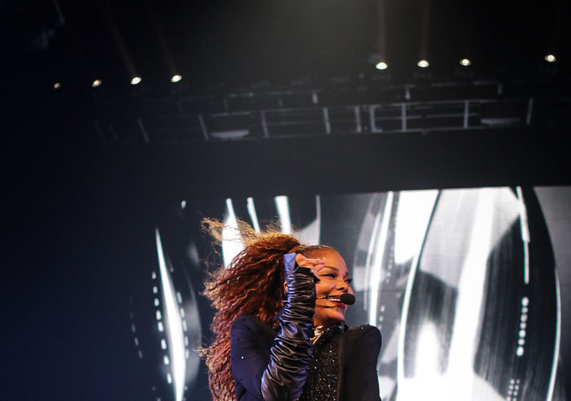 Janet Jackson Reportedly Loses 70 Lbs. of Baby Weight
