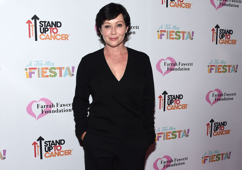 Shannen Doherty on Cancer Battle, 'Heathers' Reboot and Girls' Trip with…
