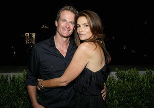 Cindy Crawford & Rande Gerber on Their Kids' Modeling Careers, Plus:…