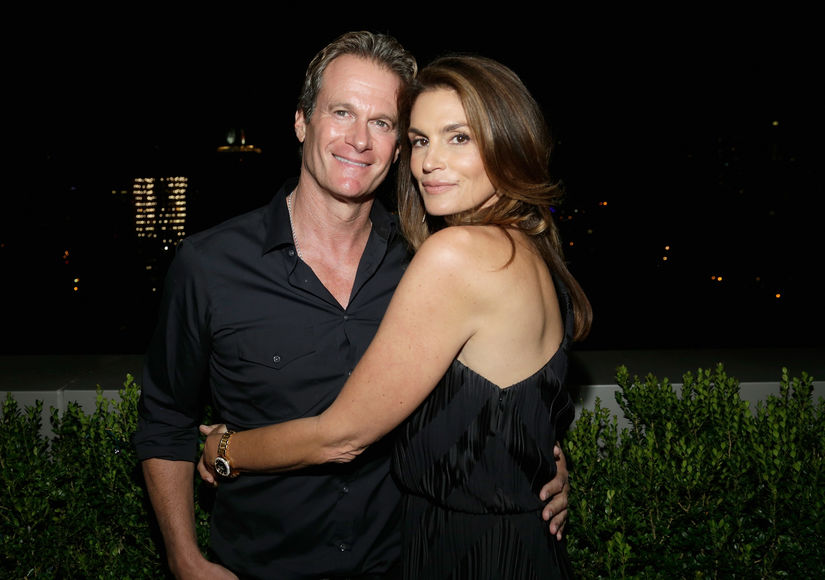 Cindy Crawford & Rande Gerber on Their Kids' Modeling Careers, Plus: George Clooney's Twins