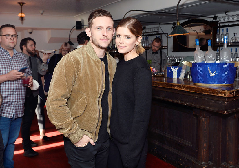 Report: Kate Mara & Jamie Bell Expecting First Child