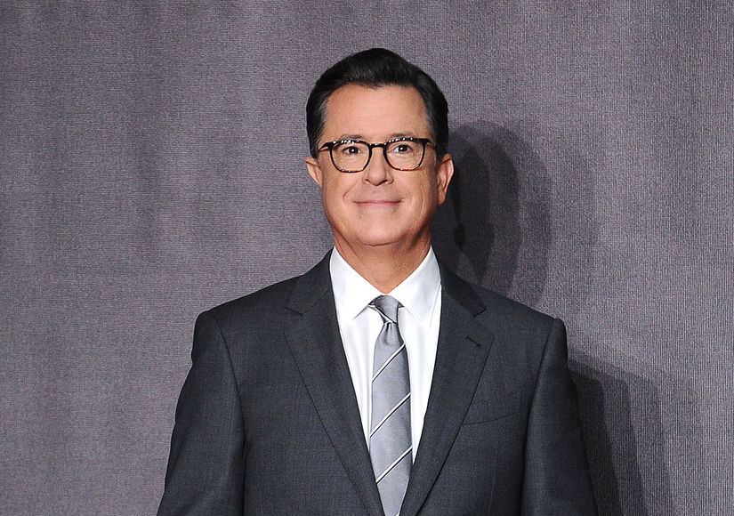 Stephen Colbert Teases His Stripped-Down Emmys