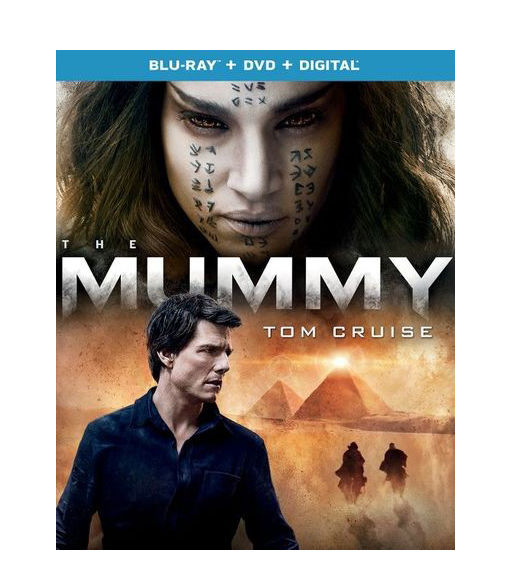 Win It! 'The Mummy' on Blu-ray and DVD
