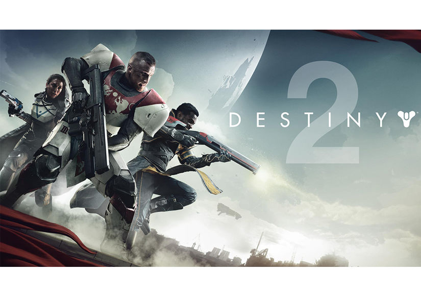 Enter for a chance to win a Destiny 2 in our Twitter giveaway!