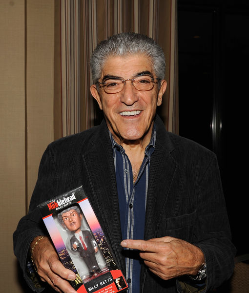 'Sopranos' Actor Frank Vincent Dead at 80