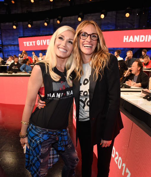 Pics! Stars Raise Money for Hand in Hand: A Benefit for Hurricane Relief