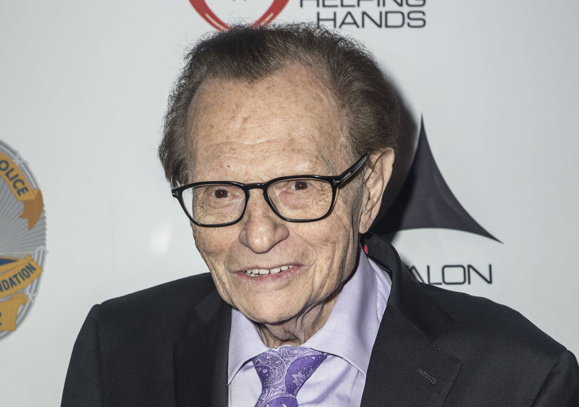 Larry King's Fight Against Autism: 'We're Making Great Strides'
