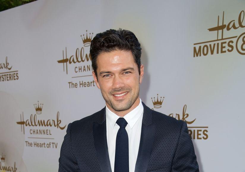 Ryan Paevey Teases New Hallmark Movie 'Marrying Mr. Darcy'