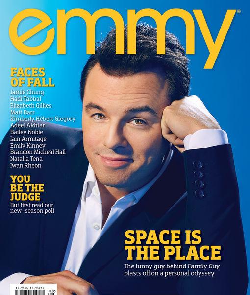 Seth MacFarlane Says 'The Orville' Is More 'Star Trek' Than 'Blazing…