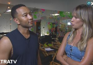 John Legend Dishes on Luna's Latest Milestone