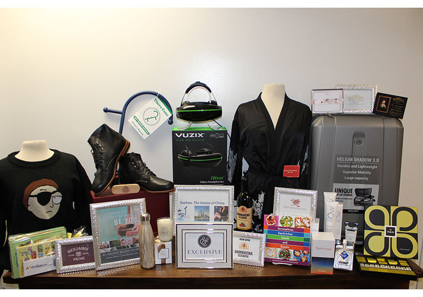 Win It! 2017 Emmy Awards Prize Pack (1 of 2)