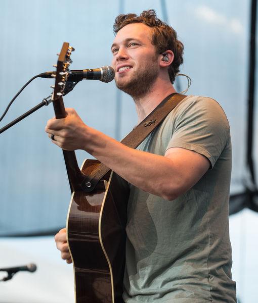 Phillip Phillips Talks New Music and 'American Idol' Reboot
