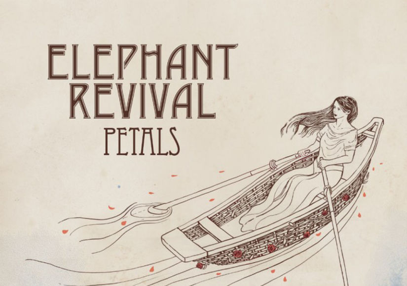 Exclusive! On the Tour Bus with Elephant Revival
