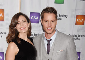 Justin Hartley Dishes on Mandy Moore's Engagement