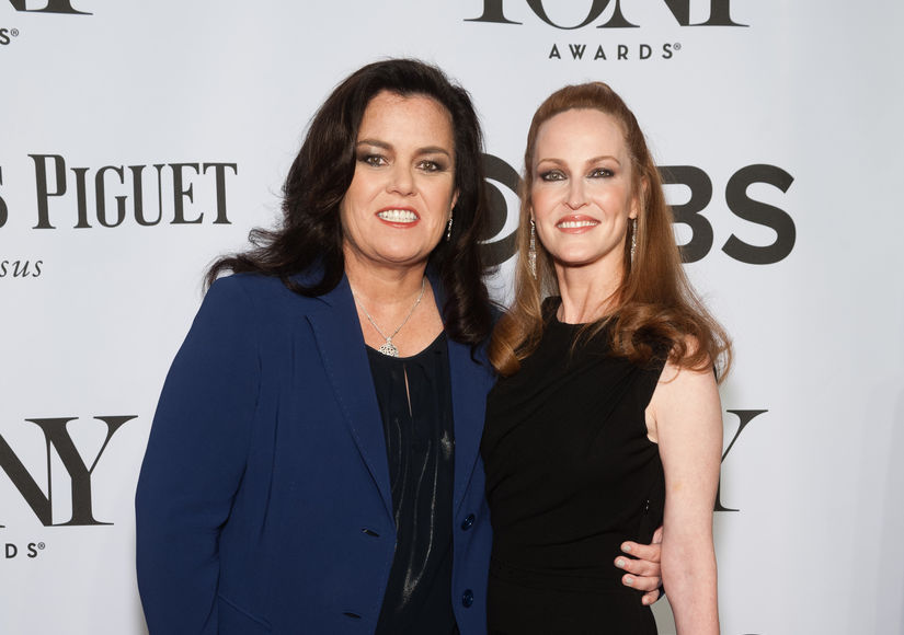 Rosie O'Donnell Opens Up on Ex-Wife Michelle Rounds' Suicide & Daughter Chelsea