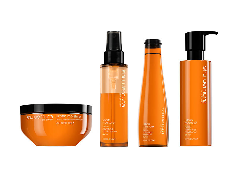 Win It! Shu Uemura's Urban Moisture Collection