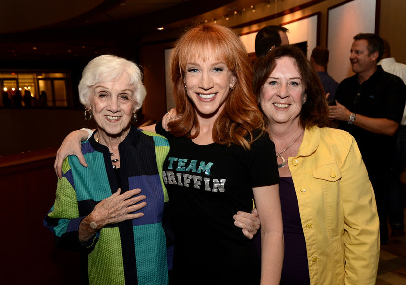 Kathy Griffin's Sister Loses Cancer Battle