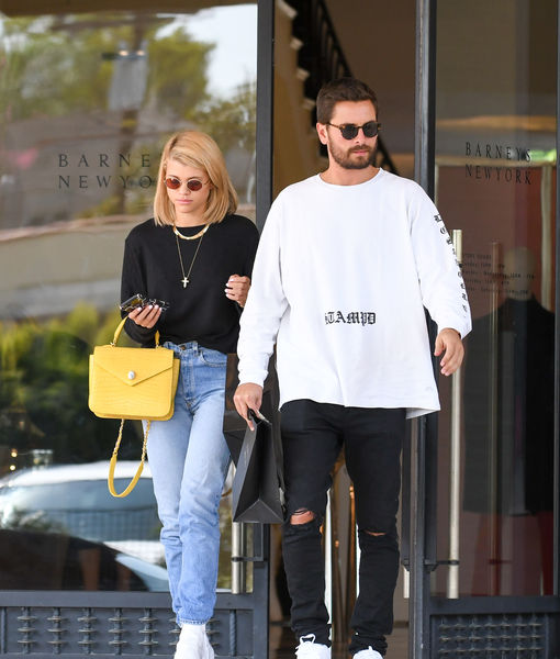 Scott Disick, 34, Dating Sofia Richie, 19