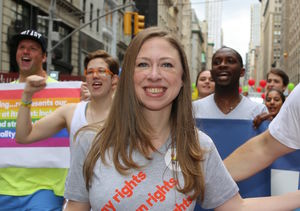 Chelsea Clinton Drops in on a 'RuPaul's Drag Race' Winner