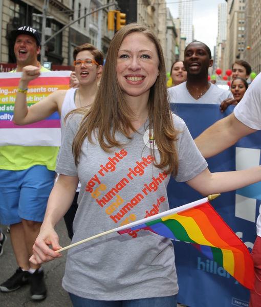 Chelsea Clinton Drops in on a 'RuPaul's Drag Race' Winner