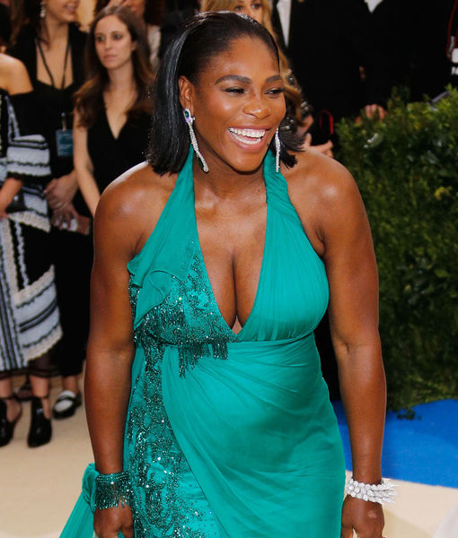 Serena Williams Shows Off Post-Baby Body: 'Back in My Jean Shorts'