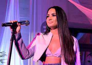 Demi Lovato on Her Heroes and Her Sexuality: 'I Love Who I Love'