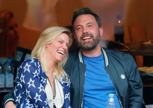 Ben Affleck's GF Lindsay Shookus Breaks Silence on Their…